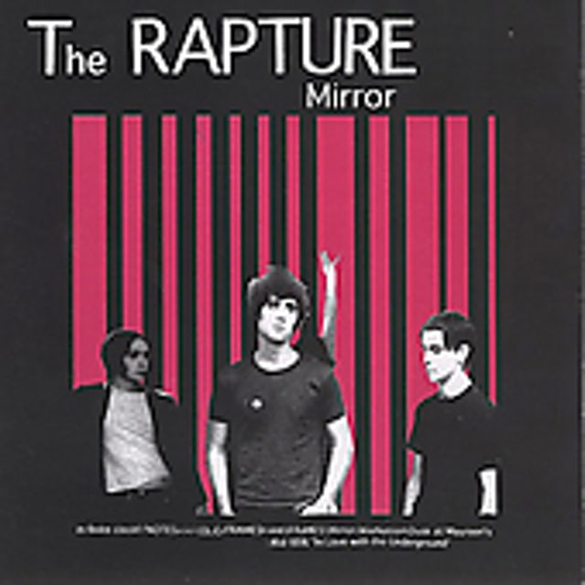 Rapture MIRROR CD