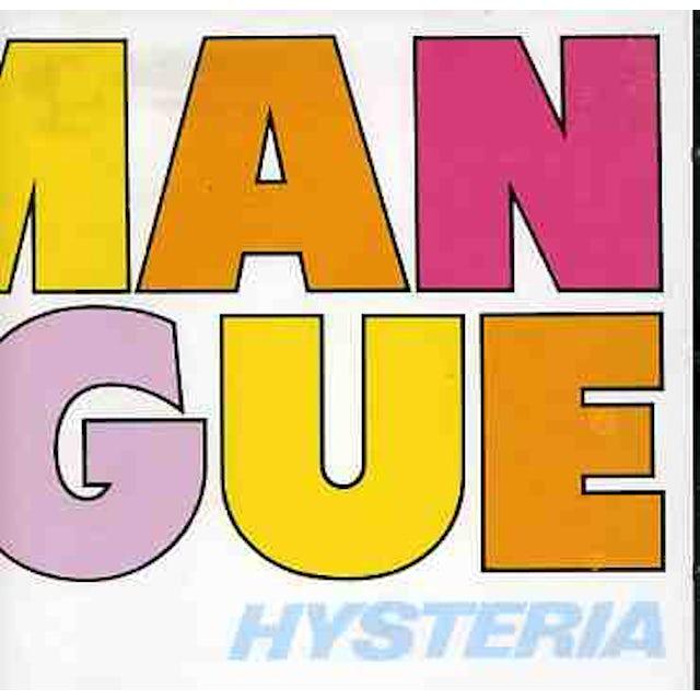 The Human League HYSTERIA CD
