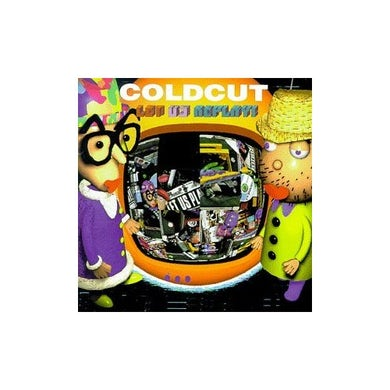 Coldcut LET US REPLAY CD