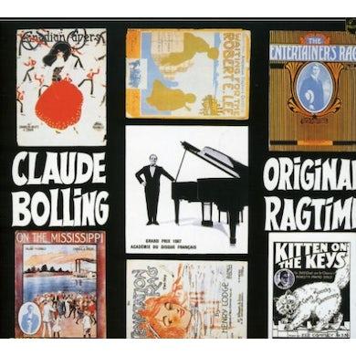 Claude Bolling  ORIGINAL RAGTIME CD