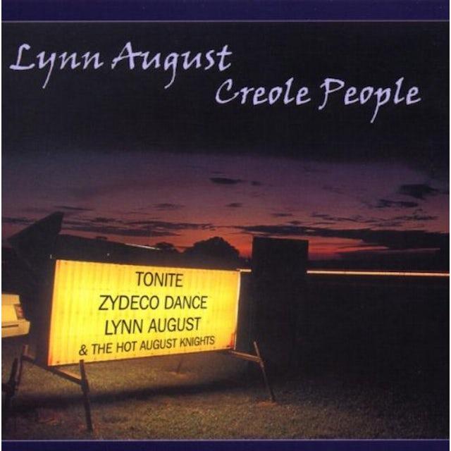 Lynn August CREOLE PEOPLE CD