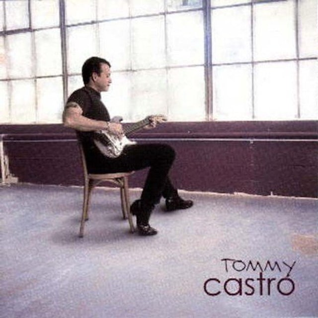 Tommy Castro RIGHT AS RAIN CD
