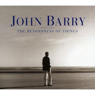 John Barry BEYONDNESS OF THINGS CD