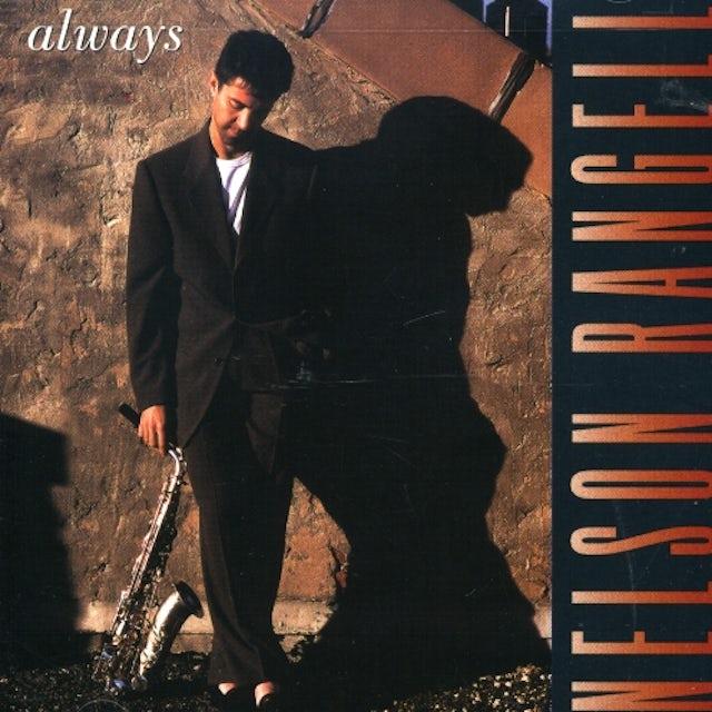 Nelson Rangell ALWAYS CD