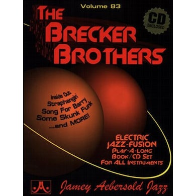 Brecker Brothers ELECTRIC JAZZ FUSION CD