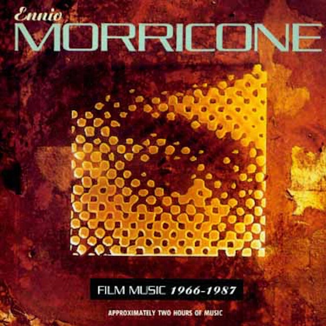 Ennio Morricone 1966-87 - Original Soundtrack CD