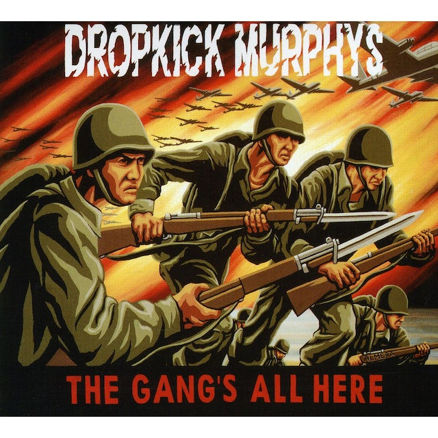 Dropkick Murphys GANG'S ALL HERE CD