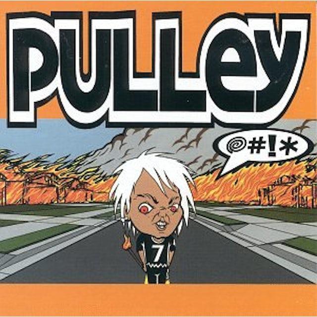 Pulley Vinyl Record