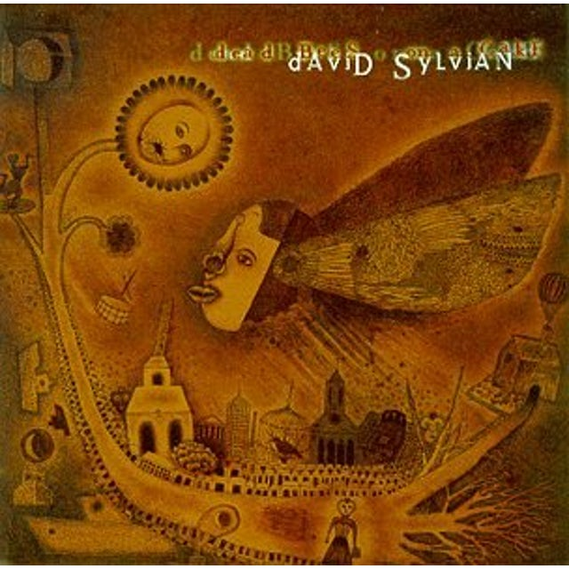 David Sylvian DEAD BEES ON A CAKE CD