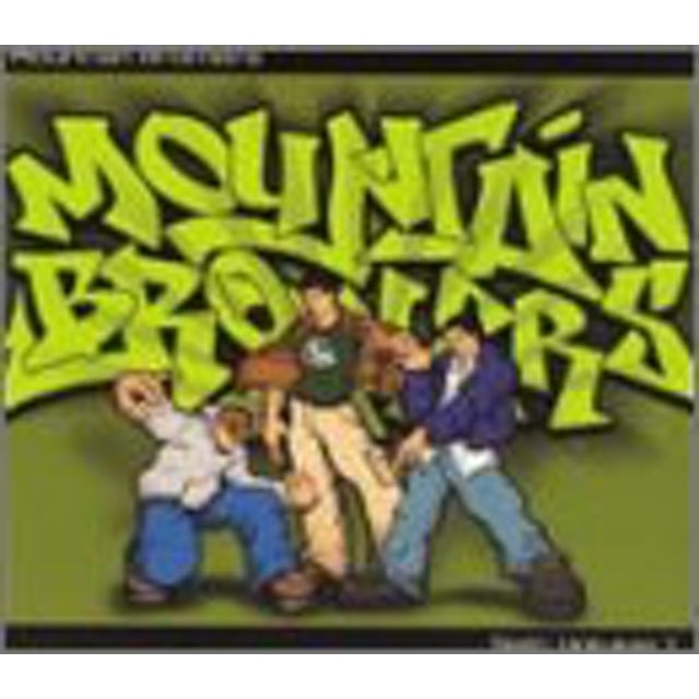 Mountain Brothers SELF 1 (Vinyl)