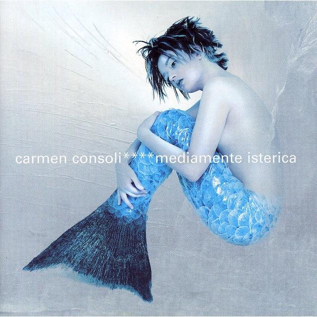 Carmen Consoli MEDIAMENTE ISTERICA CD
