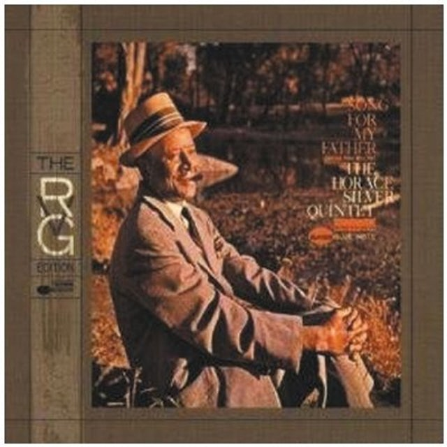 Horace Silver SONG FOR MY FATHER CD