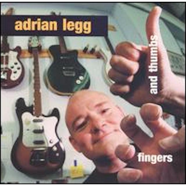 Adrian Legg FINGERS & THUMBS CD