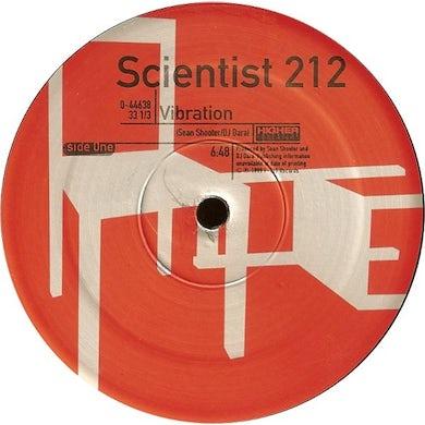Scientist 212 VIBRATION Vinyl Record