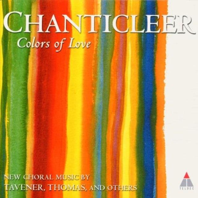 Chanticleer COLORS OF LOVE CD