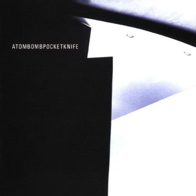 Atombombpocketknife CD