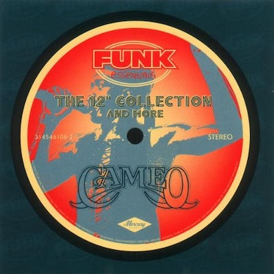 Cameo 12-INCH COLLECTION & MORE CD