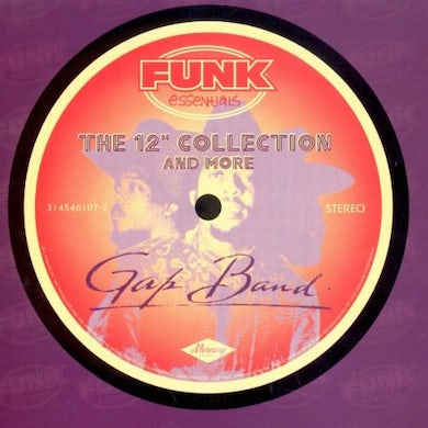 Gap Band 12-INCH COLLECTION & MORE CD