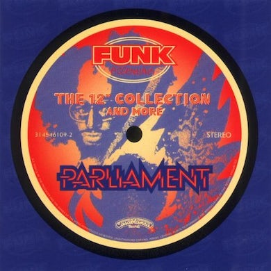 Parliament 12-INCH COLLECTION & MORE CD