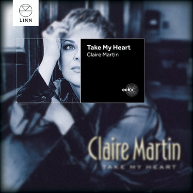 Claire Martin TAKE MY HEART CD