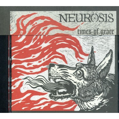 Neurosis TIMES OF GRACE CD