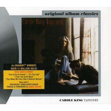 Carole King TAPESTRY CD