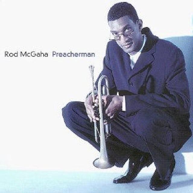 Rod McGaha PREACHERMAN CD