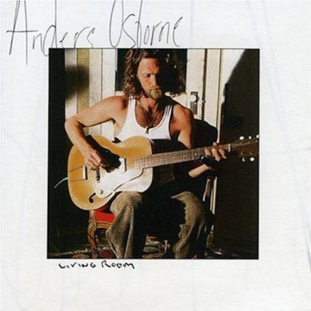 Anders Osborne LIVING ROOM CD