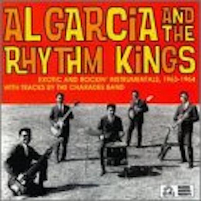 Al Garcia THE RHYTHM KINGS Vinyl Record