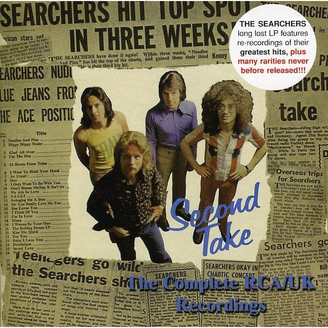 Searchers RCA UK RECORDINGS CD