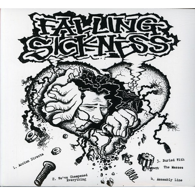 Falling Sickness / Dysentry CD