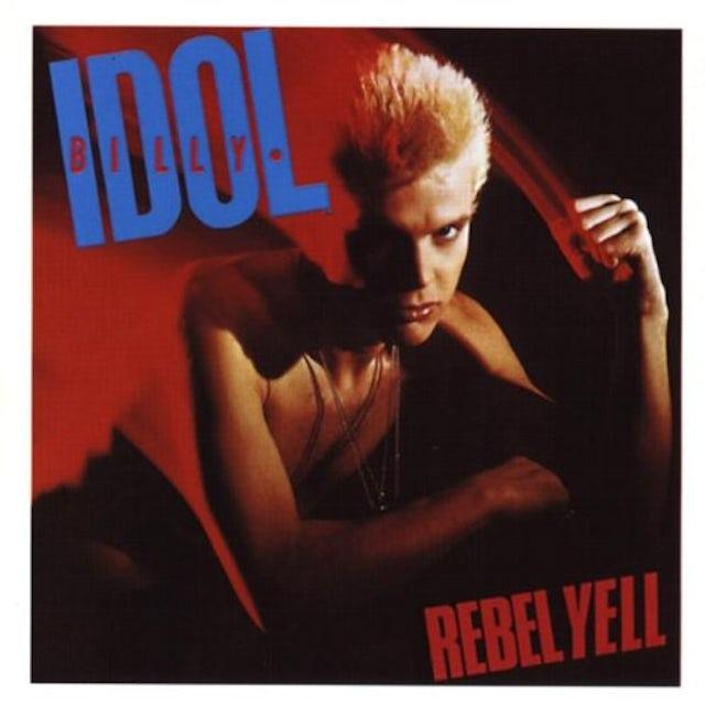 Billy Idol REBEL YELL CD