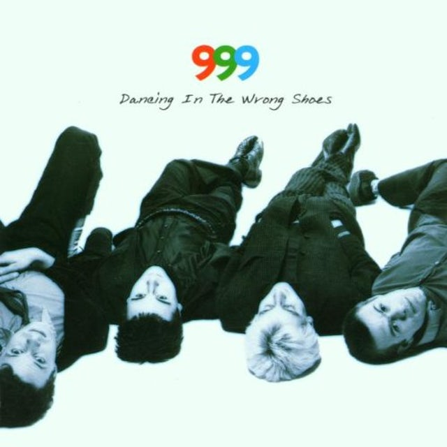 999 DANCING IN THE WRONG SHOES CD