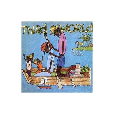 Third World JOURNEY TO ADDIS CD