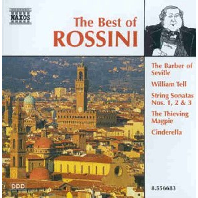 BEST OF ROSSINI CD