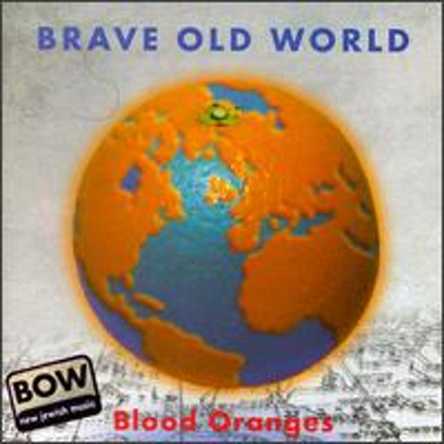 Brave Old World BLOOD ORANGES CD