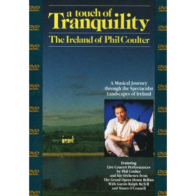 TOUCH OF TRANQUILITY DVD