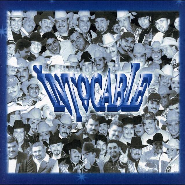 Intocable CONTIGO CD