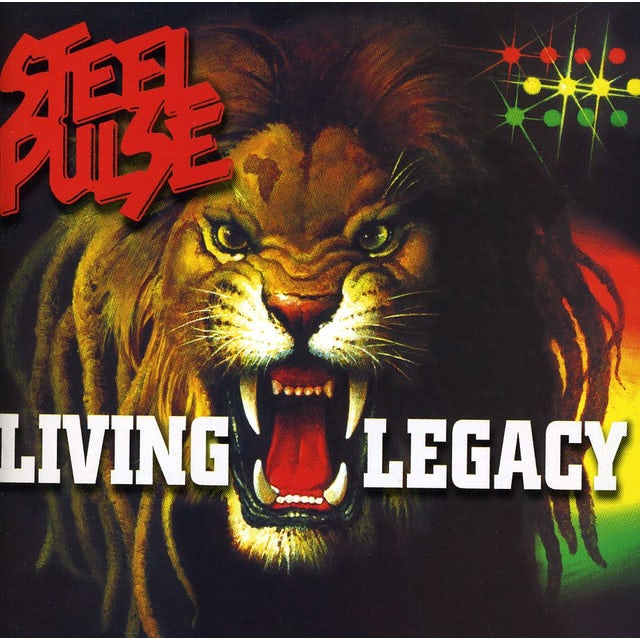 Steel Pulse LIVING LEGACY CD