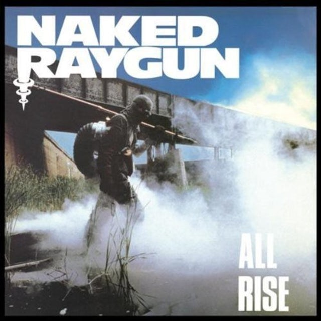 Naked Raygun ALL RISE CD