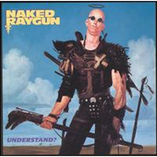 Naked Raygun UNDERSTAND CD