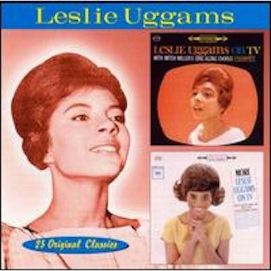 ON TV / MORE LESLIE ON TV CD