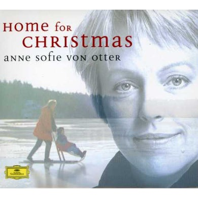Anne Sofie Von Otter HOME FOR CHRISTMAS CD