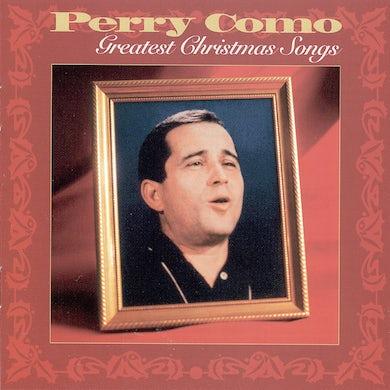 Perry Como GREATEST CHRISTMAS SONGS CD