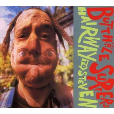 Butthole Surfers HAIRWAY TO STEVEN CD