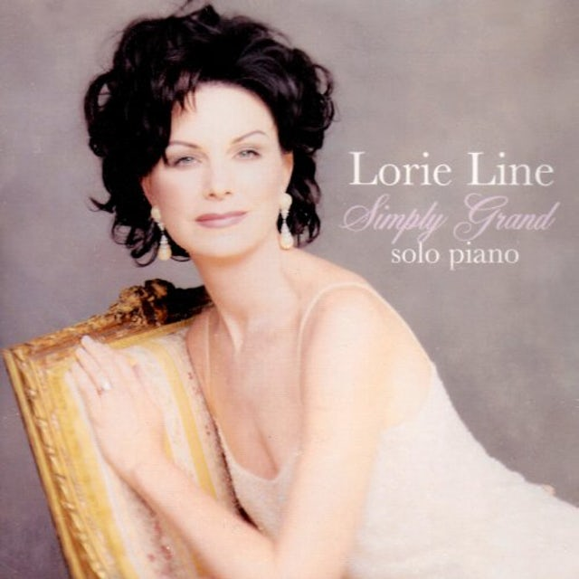 Lorie Line SIMPLY GRAND CD