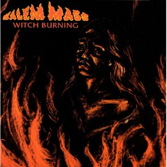 Salem Mass WITCH BURNING CD