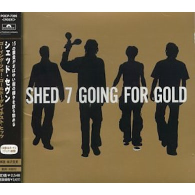 Shed Seven GOING FOR GOLD: G.H. CD