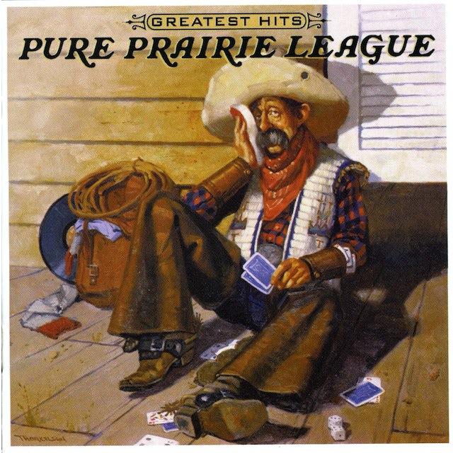 Pure Prairie League GREATEST HITS CD