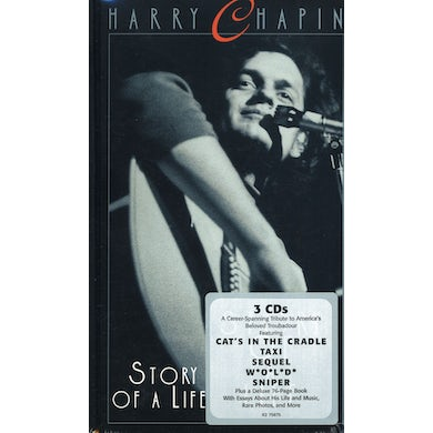Harry Chapin STORY OF A LIFE CD